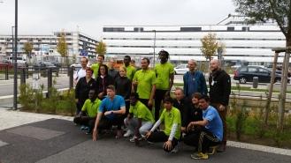 Flüchtlingslauf 2017