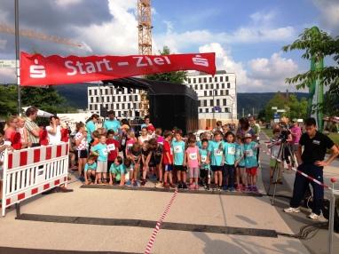 Bahnstadtlauf die 50 Kindermäuse