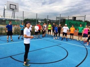 Athletiktraining15.08. mit Nina in Mitte top Bild