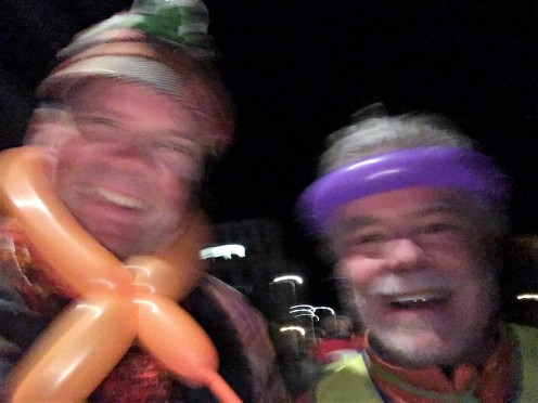 Kreppelalarm: Der Uli kann es- Feiern und Spass haben