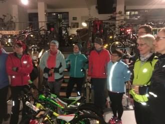 Besuch Ruprecht Bikes Glückslauf 2018